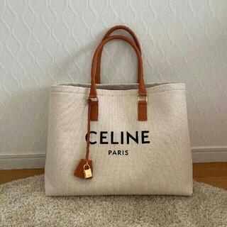 celine - CELINE  キャンバス トートバッグ
