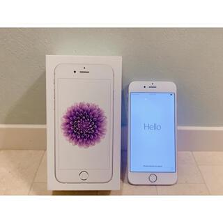 Apple - iPhone 6s 16G シルバー ソフトバンク ジャンク