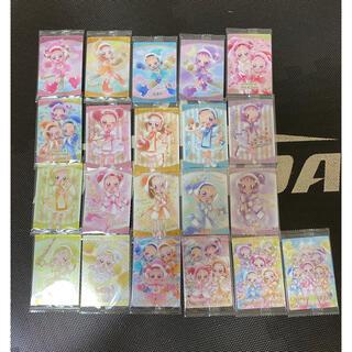 バンダイ(BANDAI)のおジャ魔女どれみ ウエハース カード コンプ(カード)