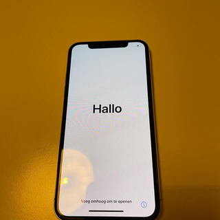 Apple - iPhone X 256G シルバー