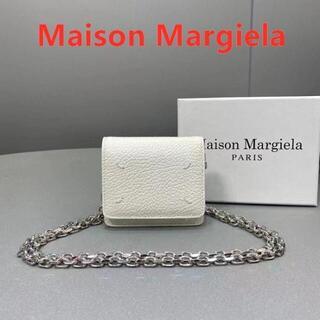 Maison Margielaレザーショルダーバッグ(ショルダーバッグ)