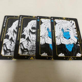ヒロアカ展 トランプ(カード)