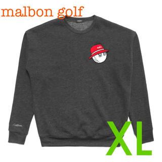 ビームス(BEAMS)のマルボン ゴルフ スウェット トレーナー(ウエア)