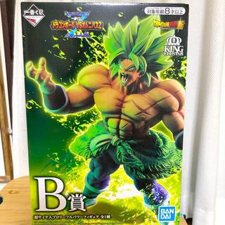 ドラゴンボール(ドラゴンボール)の一番くじ オムニバスZ B賞 超サイヤ人ブロリーフルパワーフィギュア(アニメ/ゲーム)