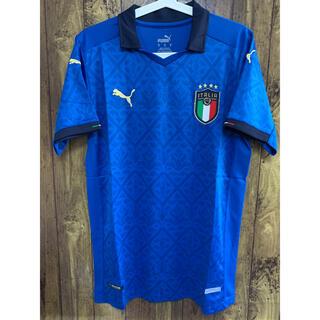 サッカーユニフォーム 2021最新 イタリア EURO2020 背番号無し  (ウェア)