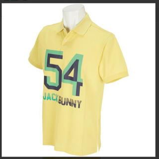 パーリーゲイツ(PEARLY GATES)の♚︎未使用♚︎JACK BUNNY ポロシャツ【4】(ウエア)