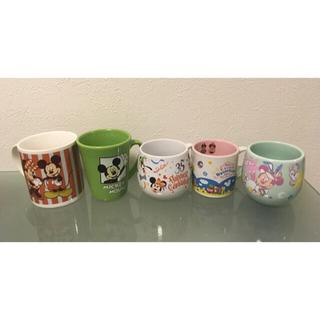 ディズニー(Disney)のDysney ディズニー  ミッキー  マグカップ ティーカップ いろいろ(食器)