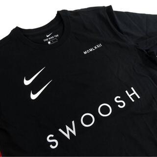 ナイキ(NIKE)の【新品未使用品】NIKE SWOOSH Tシャツ ダブルスウォッシュ メンズ(Tシャツ/カットソー(半袖/袖なし))