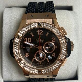 HUBLOT - 即購入OK!!!SSランク ロレックス メンズ 腕時計