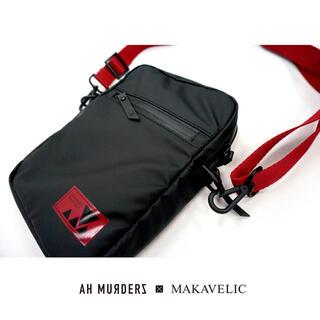 マキャヴェリブランド(MAKAVELI BRANDED)のah murderz × MAKAVELIC バッグ(ショルダーバッグ)