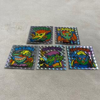 ドラゴンボール(ドラゴンボール)のビックリマン 28弾 アニバーサリー5枚セット(ステッカー(シール))