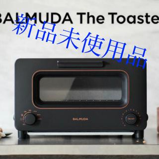 BALMUDA - バルミューダ トースター オーブントースター ブラック