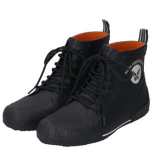 アルファインダストリーズ(ALPHA INDUSTRIES)の新品✨タグ付き‼️アルファ インダストリーズ レインブーツ レインシューズ (長靴/レインシューズ)