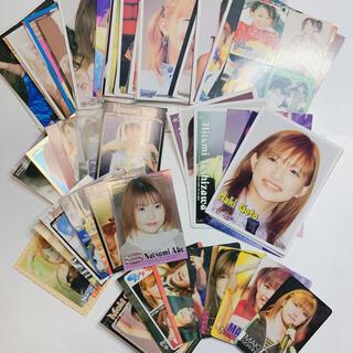 モーニング娘。 - モーニング娘。 初期 カード 生写真 シール 68枚セット 後藤真希