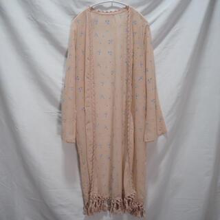 シマムラ(しまむら)の春服 羽織り ロングボレロ(ボレロ)
