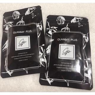 グラミープラス Glammy plus 2袋セット 新品 リニューアル商品(その他)