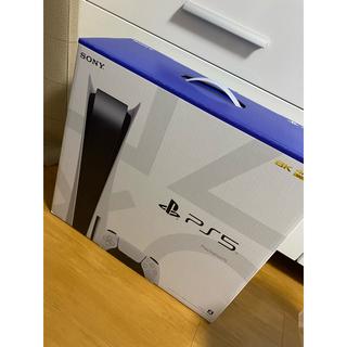プレイステーション(PlayStation)のPlayStation5本体 ディスクドライブ搭載型  ps5本体 (家庭用ゲーム機本体)