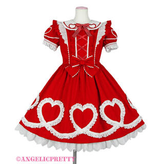 Angelic Pretty - ハートフルワンピース