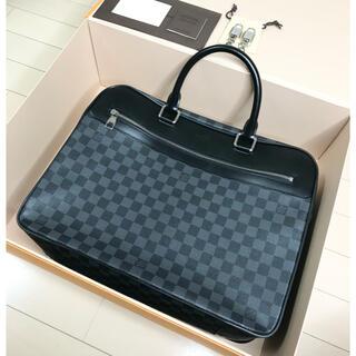 ルイヴィトン(LOUIS VUITTON)のLouis Vuitton Overnight Damie ブリーフケース(ビジネスバッグ)