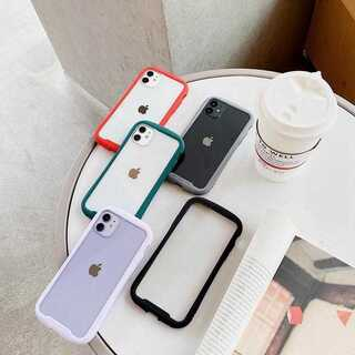 iPhone12  12pro 12mini iFace風 iPhoneケース(iPhoneケース)