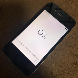 アイフォーン(iPhone)のiPhone 4 Black 16 GB Softbank (スマートフォン本体)