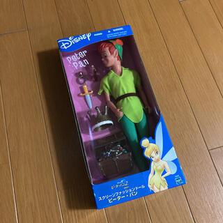 ディズニー(Disney)の【新品未開封】ディズニー ピーターパン2 ピーターパン  人形 ドール(キャラクターグッズ)