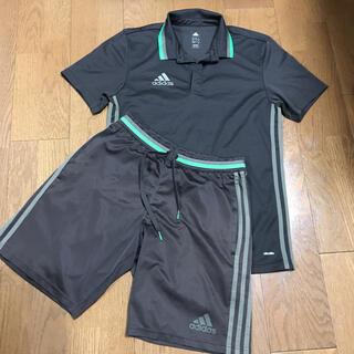 アディダス(adidas)のアディダス 上下 セット Tシャツ L    ズボンM(ウェア)