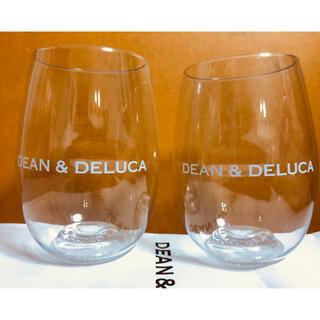 DEAN & DELUCA - DEAN&DELUCA ワイングラス ペア 新品未使用