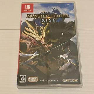 Nintendo Switch - モンスターハンターライズ Switch モンハンライズ