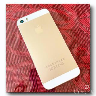 アイフォーン(iPhone)のiPhone5s アイフォン 32GB 中古品 ゴールド スマホ スマートフォン(スマートフォン本体)