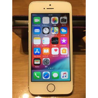 アイフォーン(iPhone)のiPhone5s 32GB docomo(スマートフォン本体)
