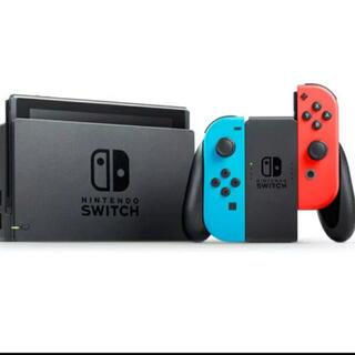 ニンテンドースイッチ(Nintendo Switch)のNEW 任天堂Switch本体(家庭用ゲーム機本体)
