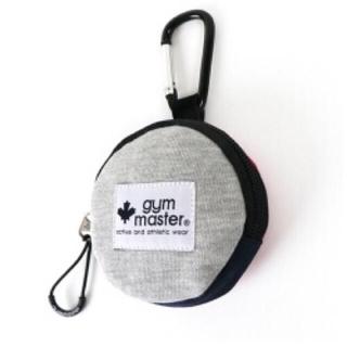 GYM MASTER - 新品未使用 ジムマスター カラビナ付きコインケース