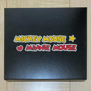 ディズニー(Disney)のミッキー&ミニー ダイカットスプーン&フォーク ギフト ディズニー 新品未使用(食器)