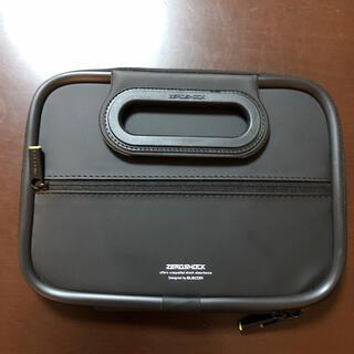 エレコム(ELECOM)の美品 エレコム ゼロショック タブレットカバーバッグ(iPadケース)