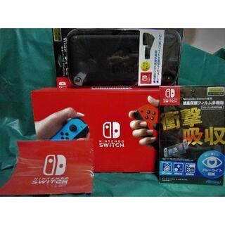 ニンテンドースイッチ(Nintendo Switch)のニンテンドースイッチ 本体 新品 未使用 Nintendo Switch 新型 (家庭用ゲーム機本体)