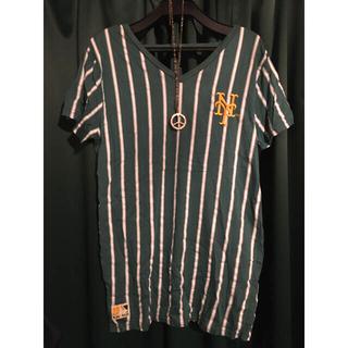 エルビーゼロスリー(LB-03)のLB-03 ヤンキース刺繍レディースTシャツ他3点セット(Tシャツ(半袖/袖なし))