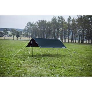 送料無料(対象外地域有)ヘキサタープ テント EARTH MINIMALIST (寝袋/寝具)