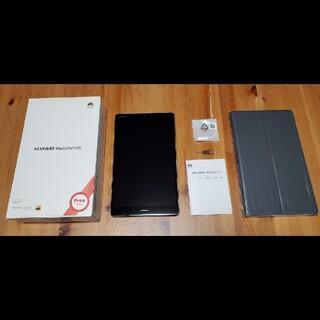 HUAWEI - 【美品】HUAWAI MediaPad M5 (SHT-09)