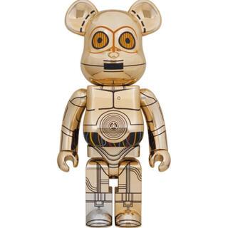メディコムトイ(MEDICOM TOY)のBE@RBRICK C-3PO 1000% ベアブリック メディコムトイ①(その他)