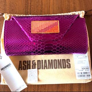 アッシュアンドダイアモンド(ASH&DIAMONDS)のASH&DIAMONDS(クラッチバッグ)