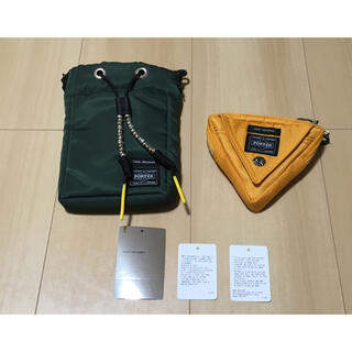 TOGA - 21SS TOGA×PORTER トーガ×ポーター Shoulder pouch