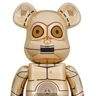 メディコムトイ(MEDICOM TOY)の新品未開封 即発送 Bearbrick C-3PO(TM) 1000%(その他)