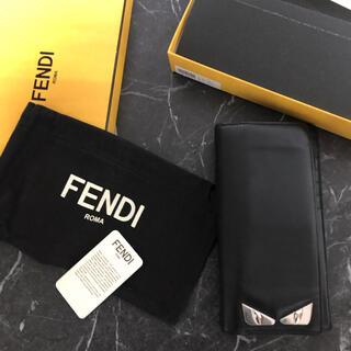 フェンディ(FENDI)のFENDI モンスター メンズ財布 確実正規品(長財布)