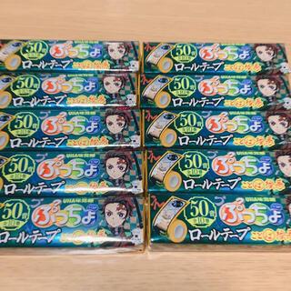 鬼滅 ぷっちょ 桃サイダー味 10個セット
