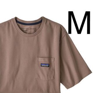 patagonia - パタゴニア P-6 ラベル ポケット レスポンシビリティー 新品 M タン