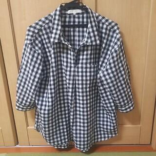 grove - 未使用!グローブ チェックシャツ