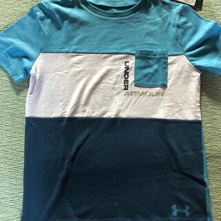 UNDER ARMOUR - アンダーアーマーTシャツ 140