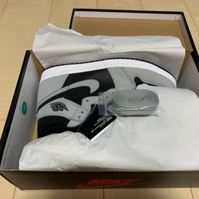 NIKE(ナイキ)のNike Air Jordan 1 シャドウ 2.0 メンズの靴/シューズ(スニーカー)の商品写真