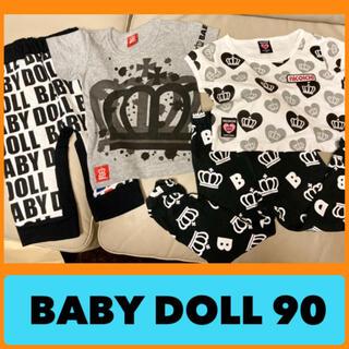 BABYDOLL - 子供服 Tシャツ・ズボン 90